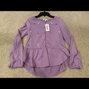 Jessica Simpson sweater large new